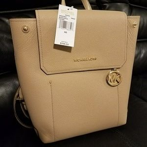 new authentic backpack michael kors sold out color